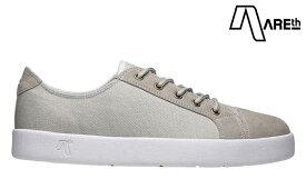 【AREth】LOLL カラー:lt gray アース ロウ シューズ 靴 スニーカー スケートボード スケボー SKATEBOARD