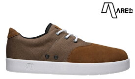 【AREth】PLUG カラー:brown / lt.brown アース プラグ シューズ 靴 スニーカー スケートボード スケボー SKATEBOARD