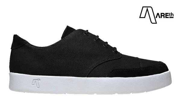 【AREth】LOX カラー:black 【アース】【スケートボード】【シューズ】