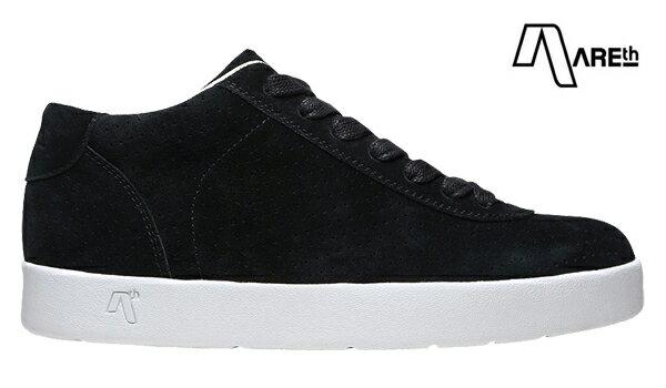 【AREth】LB カラー:black 【アース】【スケートボード】【シューズ】