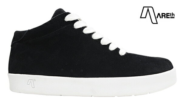 【AREth】II カラー:black/white 【アース】【スケートボード】【シューズ】