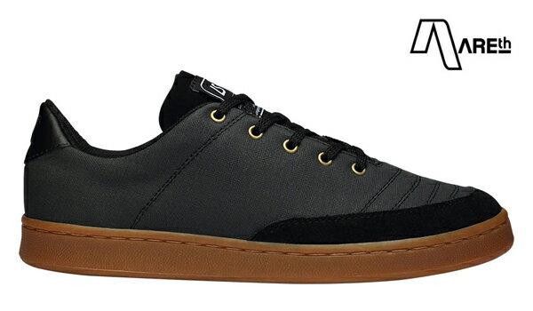 【AREth】FANTASTICO カラー:black 【アース】【スケートボード】【シューズ】