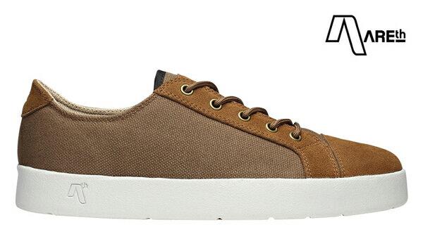 【AREth】LOLL カラー:lt.brown【アース】【スケートボード】【シューズ】