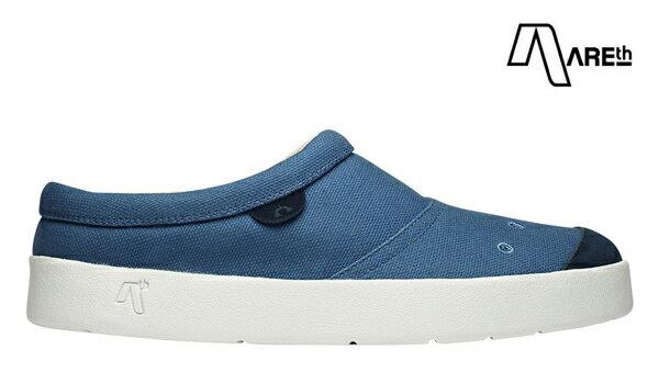 【AREth】SOL カラー:blue 【アース】【スケートボード】【シューズ】