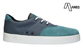 【AREth】PLUG カラー:slate アース プラグ シューズ 靴 スニーカー スケートボード スケボー SKATEBOARD