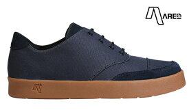 【AREth】LOX カラー:navy アース ロックス シューズ 靴 スニーカー スケートボード スケボー SKATEBOARD