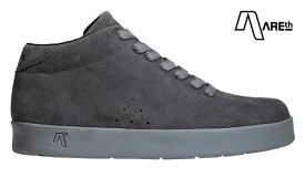 【AREth】II カラー:charcoal アース シューズ 靴 スニーカー スケートボード スケボー SKATEBOARD