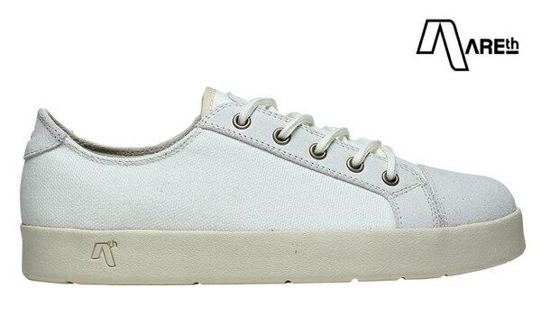 【AREth】LOLL カラー:white 【アース】【スケートボード】【シューズ】