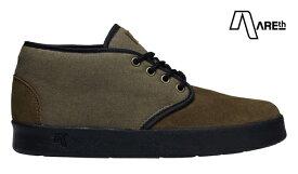 【AREth】BULIT カラー:kiwi アース ブリット シューズ 靴 スニーカー スケートボード スケボー SKATEBOARD