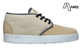 【AREth】BULIT カラー:ivory アース ブリット シューズ 靴 スニーカー スケートボード スケボー SKATEBOARD
