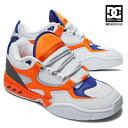 【DC Shoe×JSP】THE KALIS OGカラー:WORディーシー カリススケートボード スケボーシューズ 靴 スニーカーSKATEBOARD SHOES