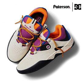 【DC Shoe×PATERSON】KALISカラー:BO4 ディーシー パターソン カリス スケートボード スケボーシューズ 靴 スニーカー SKATEBOARD SHOES