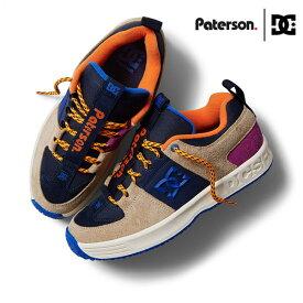 【DC Shoe×PATERSON】LYNX OGカラー:TB2 ディーシー パターソン リンクス スケートボード スケボーシューズ 靴 スニーカー SKATEBOARD SHOES