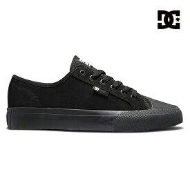 【DC Shoe】MANUAL RT Sカラー:001ディーシーシューズ 靴 スニーカースケートボード スケボー SKATEBOARD SHOES