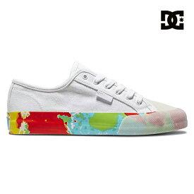 【DC Shoe】MANUAL RT S EVAN カラー:103ディーシー マニュアル エバン・スミスシューズ 靴 スニーカースケートボード スケボー SKATEBOARD SHOES