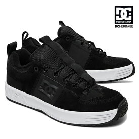 【DC Shoe】THE LYNX OG カラー:black/white(BKW)ディーシー リンクス オージー スケートボード スケボーシューズ 靴 スニーカー SKATEBOARD SHOES