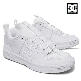 【DC Shoe】THE LYNX OG カラー:white/white(WW0)ディーシー リンクス オージー スケートボード スケボーシューズ 靴 スニーカー SKATEBOARD SHOES