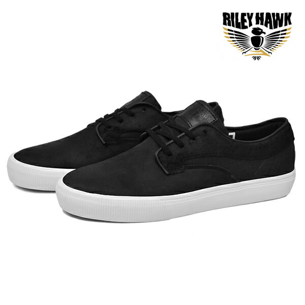 【LAKAI】RILEY HAWKカラー:black oiled suede【ラカイ】【スケートボード】【シューズ】【26cm/27cm】