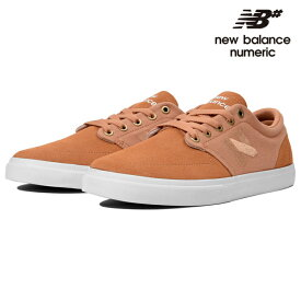 7892dd2784a44 【NEW BALANCE NUMERIC】345 NM345BGG カラー:tan with white ニューバランス ヌメリック スケートボード