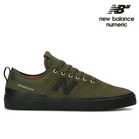 【NEW BALANCE NUMERIC】NM379 NM379ARMカラー:khaki ニューバランス ヌメリック スケートボード スケボーシューズ 靴 スニーカー SKATEBOARD SHOES