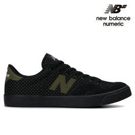 【NEW BALANCE NUMERIC】NM212BPD カラー:blackニューバランス ヌメリック スケートボード スケボーシューズ 靴 スニーカー SKATEBOARD SHOES