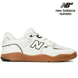 【NEW BALANCE NUMERIC】Tiago Lemos NM1010GBカラー:white ニューバランス ヌメリック スケートボード スケボーシューズ 靴 スニーカー SKATEBOARD SHOES