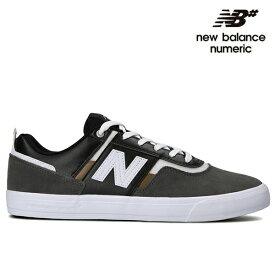 【NEW BALANCE NUMERIC】Jamie Foy NM306GBG カラー:black ニューバランス ヌメリック スケートボード スケボーシューズ 靴 スニーカー SKATEBOARD SHOES