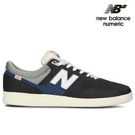 【NEW BALANCE NUMERIC】Brandon Westgate NM508GRB カラー:dark grey with blue ニューバランス ヌメリック スケートボード スケボーシューズ 靴 スニーカー SKATEBOARD SHOES