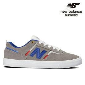 【NEW BALANCE NUMERIC】Jamie Foy NM306JEF カラー:gray ニューバランス ヌメリック スケートボード スケボーシューズ 靴 スニーカー SKATEBOARD SHOES