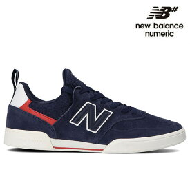 【NEW BALANCE NUMERIC】NM288SPJ カラー:navy with red ニューバランス ヌメリック スケートボード スケボーシューズ 靴 スニーカー SKATEBOARD SHOES