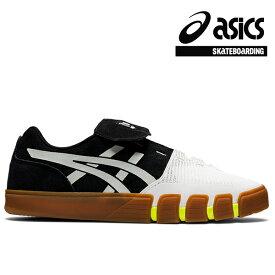 【asics skatebording】GEL-FLEXKEE PRO カラー:black/polar shade アシックス スケートボーディング スケートボード スケボー シューズ 靴 スニーカー SKATEBOARD SHOES