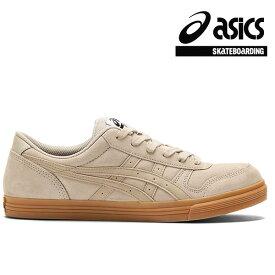 【asics skatebording】AARON PRO カラー:putty/putty アシックス スケートボーディング スケートボード スケボー シューズ 靴 スニーカー SKATEBOARD SHOES