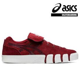 【asics skatebording】GEL-FLEXKEE カラー:beet juice/deep mars アシックス スケートボーディング スケートボード スケボー シューズ 靴 スニーカー SKATEBOARD SHOES