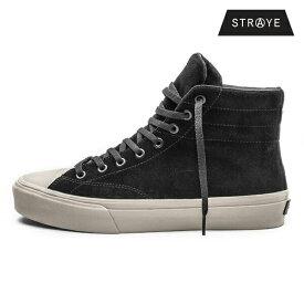【STRAYE】VENICE カラー:black bone suedeストレイ ベニス スケートボードスケボー シューズ 靴 スニーカーSKATEBOARD SHOES