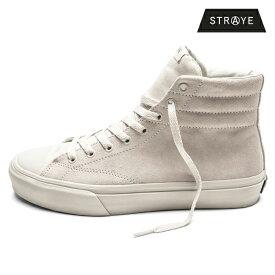 【STRAYE】VENICE カラー:bone suedeストレイ ベニス スケートボードスケボー シューズ 靴 スニーカーSKATEBOARD SHOES
