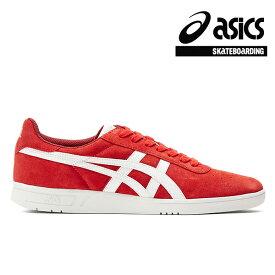 【asics skatebording】GEL-VICKKA PRO カラー:classic red/white アシックス スケートボーディング スケートボード スケボー シューズ 靴 スニーカー SKATEBOARD SHOES