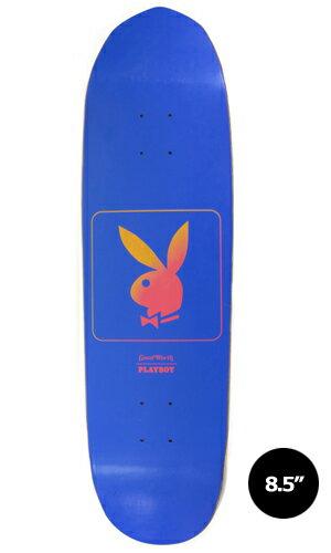 【Good Worth&Co × PLAYBOY】 GRADIENT CRUISER 【グッドワース】【スケートボード】【デッキ】【8.5インチ】選べる無料のデッキテープ付き!