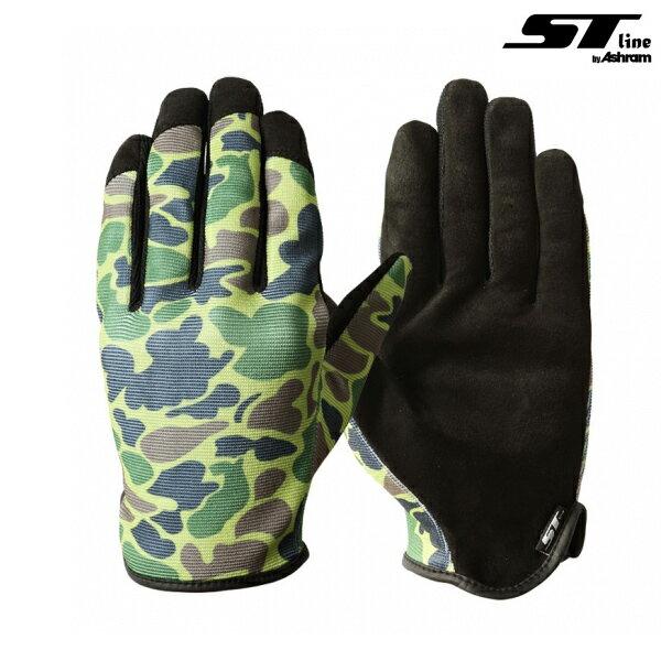 【ST line】E-Class SB カラー:hunter green 【エスティライン】【グローブ/手袋】