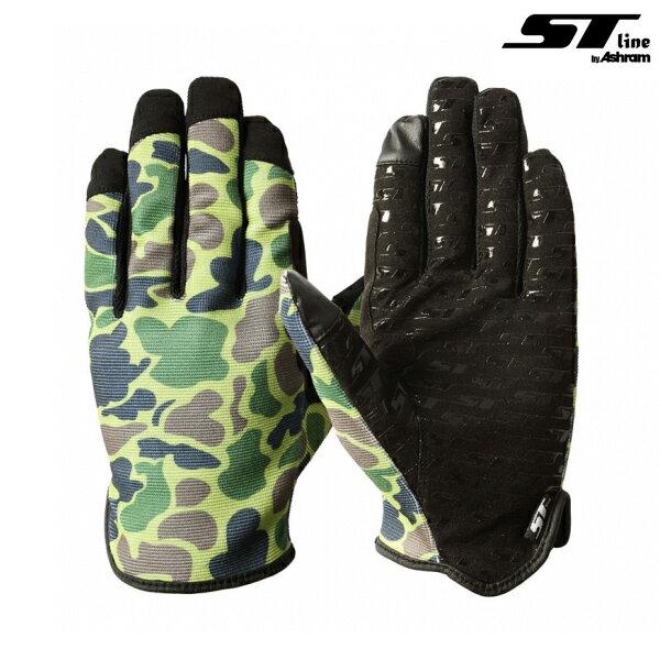 【ST line】E-Class カラー:hunter green 【エスティライン】【グローブ/手袋】