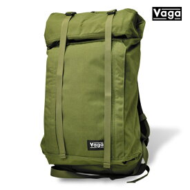 【VAGA】STEALTH カラー:olive 【バガ】【スケートボード】【バックパック/スケートバッグ】