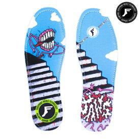 【FOOTPRINT INSOLE】HI PROFILE KINGFOAM INSOLES JAWS OG FLAT 7mm フットプリント FP シューズ インソール 中敷き スケートボード スケボー SKATEBOARD