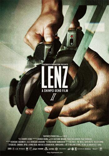 【TBPR/TIGHTBOOTH PRODUCTION】LENZ2 -廉価版-【タイトブース】【レンズ】【スケートボード】【映像/DVD】