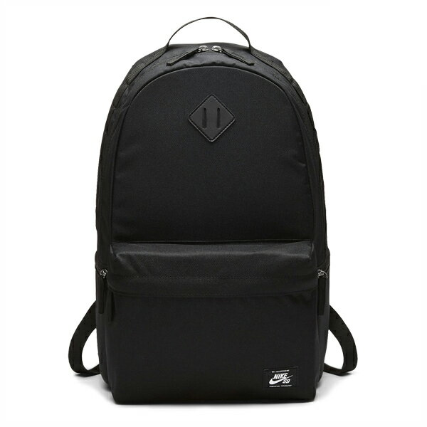 【NIKE SB】ICON BACKPACKカラー:black/blackBA5727-010【ナイキ エスビー】【スケートボード】【バックパック】