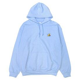 【SSP SLAPPY】TIGER HOODIE カラー:light blue エスエスピー スラッピー フード パーカー スケートボード スケボー SKATEBOARD