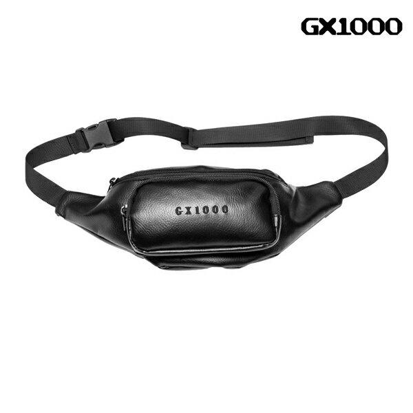 【GX1000】GX STASH BAG カラー:black 【ジーエックスワンサウザンド】 【スケートボード】【バッグ】
