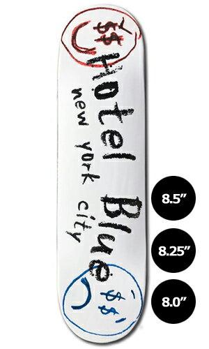 【HOTEL BLUE】MONEYS EVIL 【ホテルブルー】【スケートボード】【デッキ】【8.0/8.25/8.5インチ】選べる無料のデッキテープ付き!
