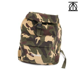 【THEORIES】STAMP CAMPER BAG カラー:camo 【セオリーズ】【スケートボード】【バッグ】