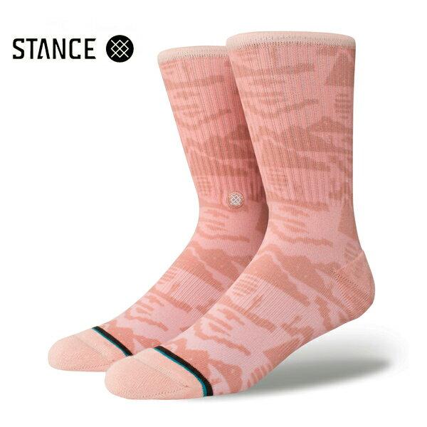 【STANCE】PIXEL DESERT カラー:pink 【スタンス】【スケートボード】【靴下/ソックス】