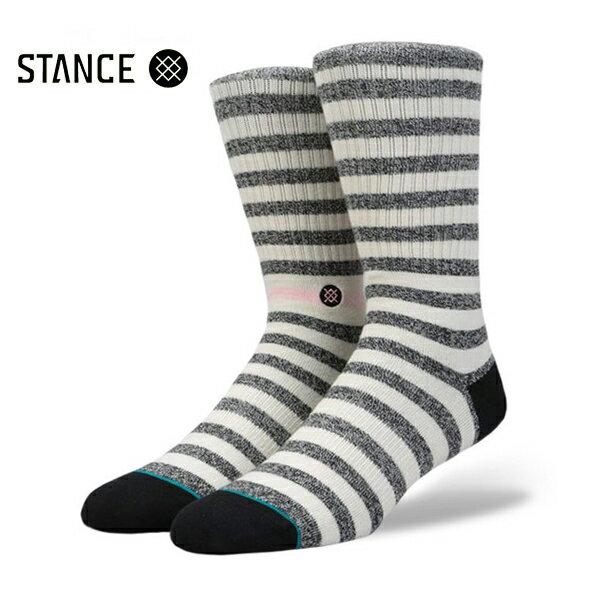 【STANCE】HONEY カラー:black 【スタンス】【スケートボード】【靴下/ソックス】