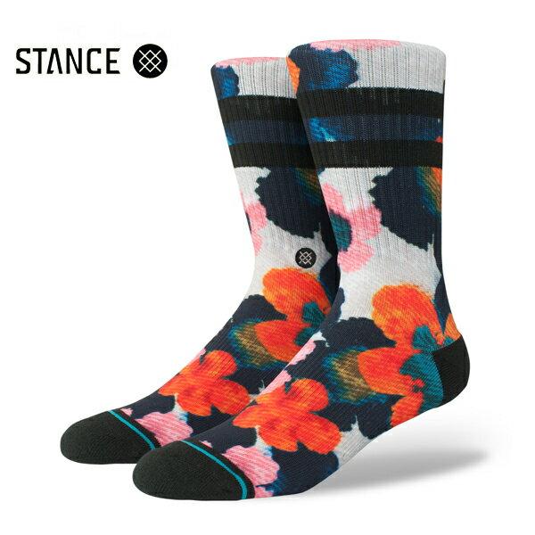 【STANCE】FRANGIPANI カラー:multi 【スタンス】【スケートボード】【靴下/ソックス】